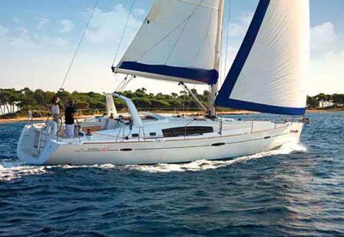 Través del Alquiler de Velero Oceanis 50.5 en Croacia