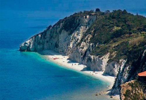 Navegar en Italia en Cabo Blanco de Elba