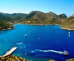 Cabrera para Navegar en Mallorca