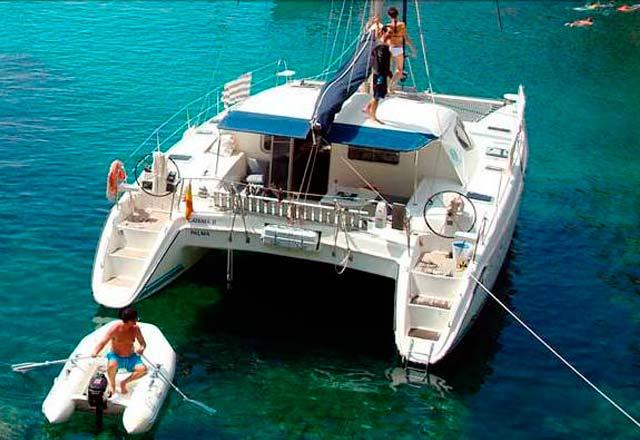 Alquiler de Catamaran Nautitech 395 en Denia