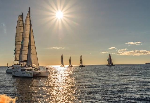 Alquiler de Catamarán en Croacia