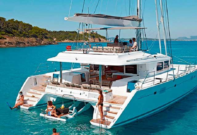 Alquiler de Catamarán en Denia