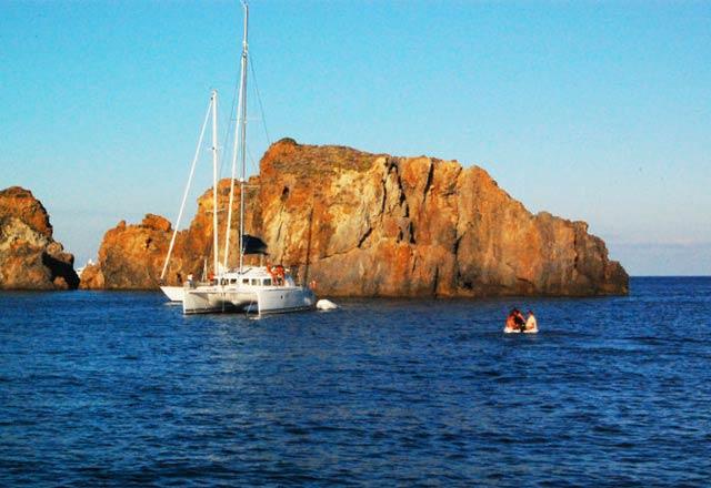 Principal Alquiler de Catamarán en Sicilia