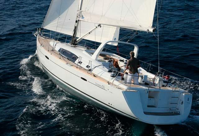 Alquiler de Velero Oceanis 50.5 en Croacia