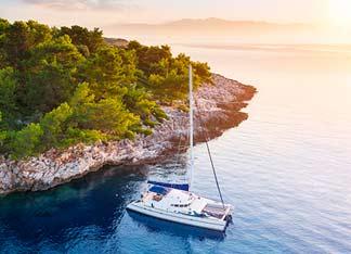 Alquiler de Catamarán en Italia