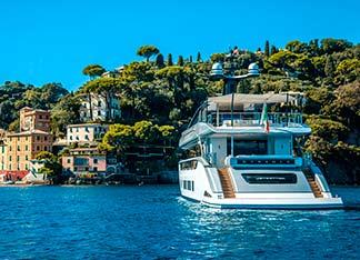 Alquiler de Yate de Lujo en Italia