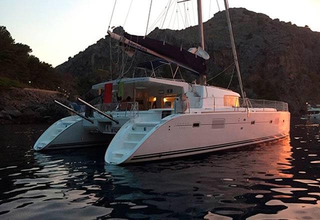 Alquiler de Catamarán Lagoon 500 en Italia