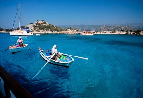 Asirli Adasi para Navegar en Turquía