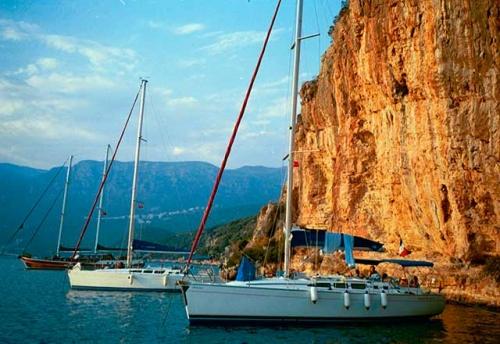 Kas en Navegar en Turquía