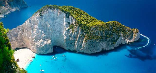 Alquiler de Barco en las islas Jónicas de Grecia