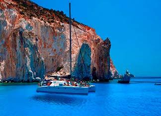 Alquiler de Catamarán en Turquía
