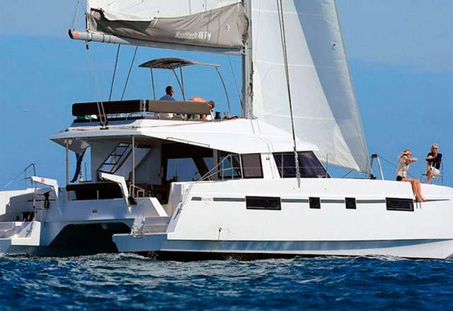 Alquiler de Catamarán Nautitech 46F en Grecia