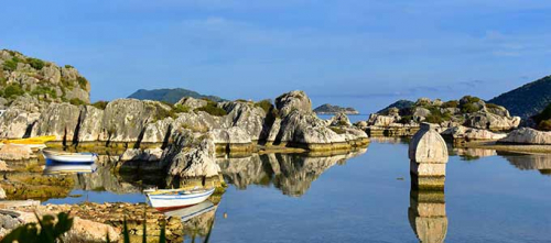 Kekova para Navegar en Turquía