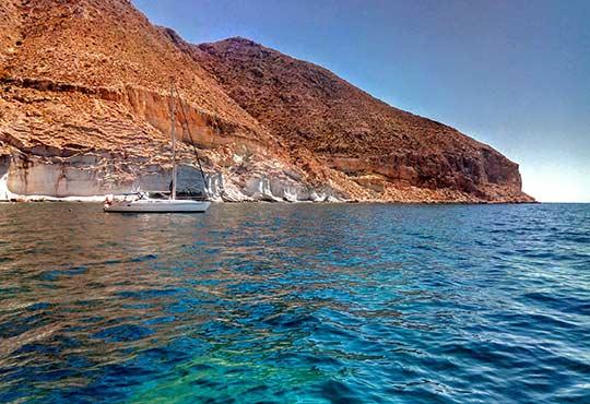 Principal Navegar en Murcia y Almería