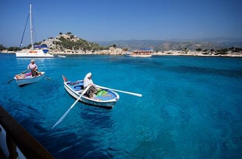 Alquiler de Barcos en Turquía