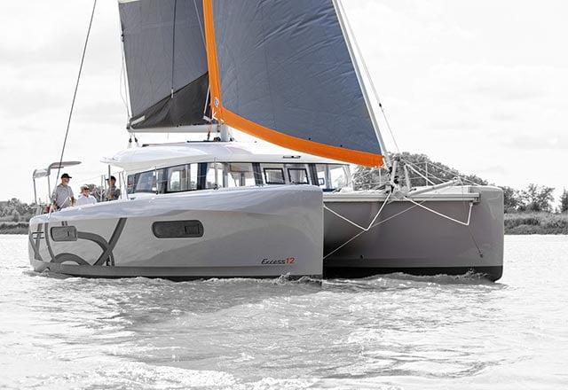 Principal del Alquiler de Catamarán Excess 12 en Denia