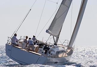Travesía Canarias-Mallorca Verano 2020 en Dufour 460